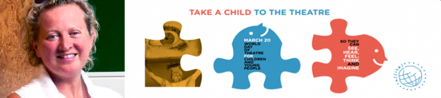 2016国際児童青少年舞台芸術デー メッセージ#2 ジェニー・シーリー