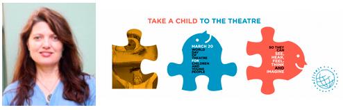 2016国際児童青少年舞台芸術デー イヴェット・ハーディー世界理事会長メッセージ
